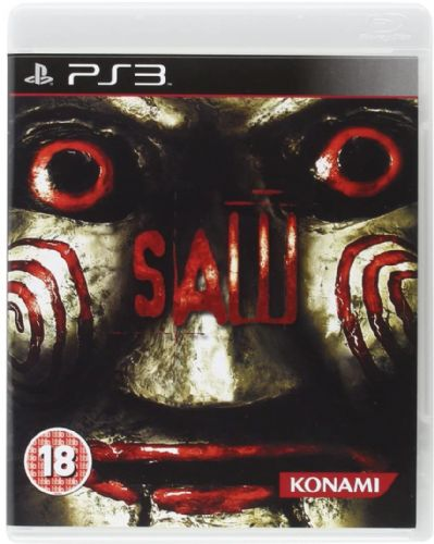 Saw The Video Game (PS3)